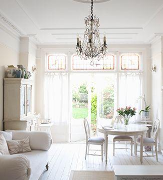 Salon classique chic | Accessoires de décoration d\'intérieur chez ...