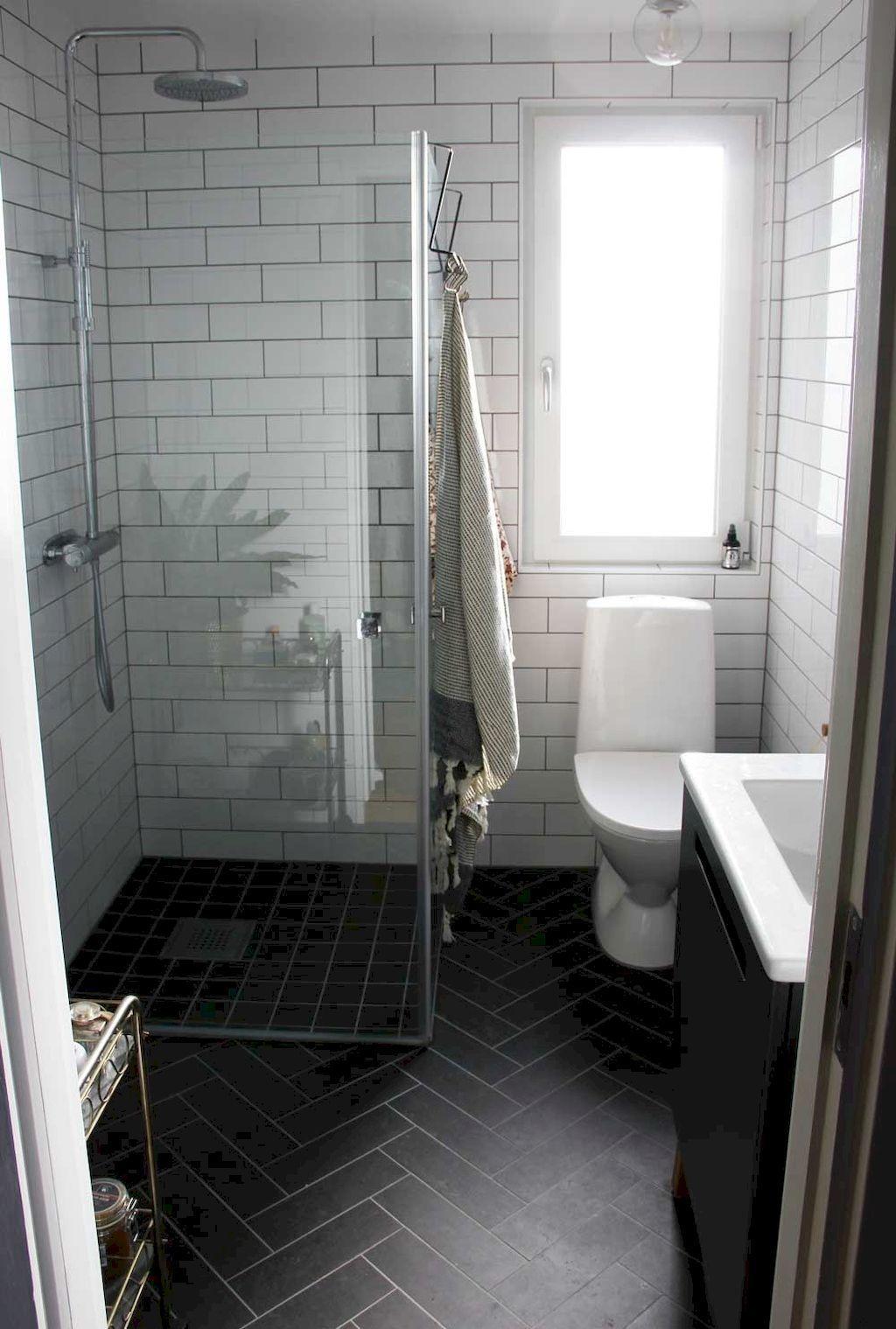 80 Modern Black And White Bathroom Decoration Ideas 22 Disegno Bagno Idee Per Il Bagno Rimodellamento Doccia