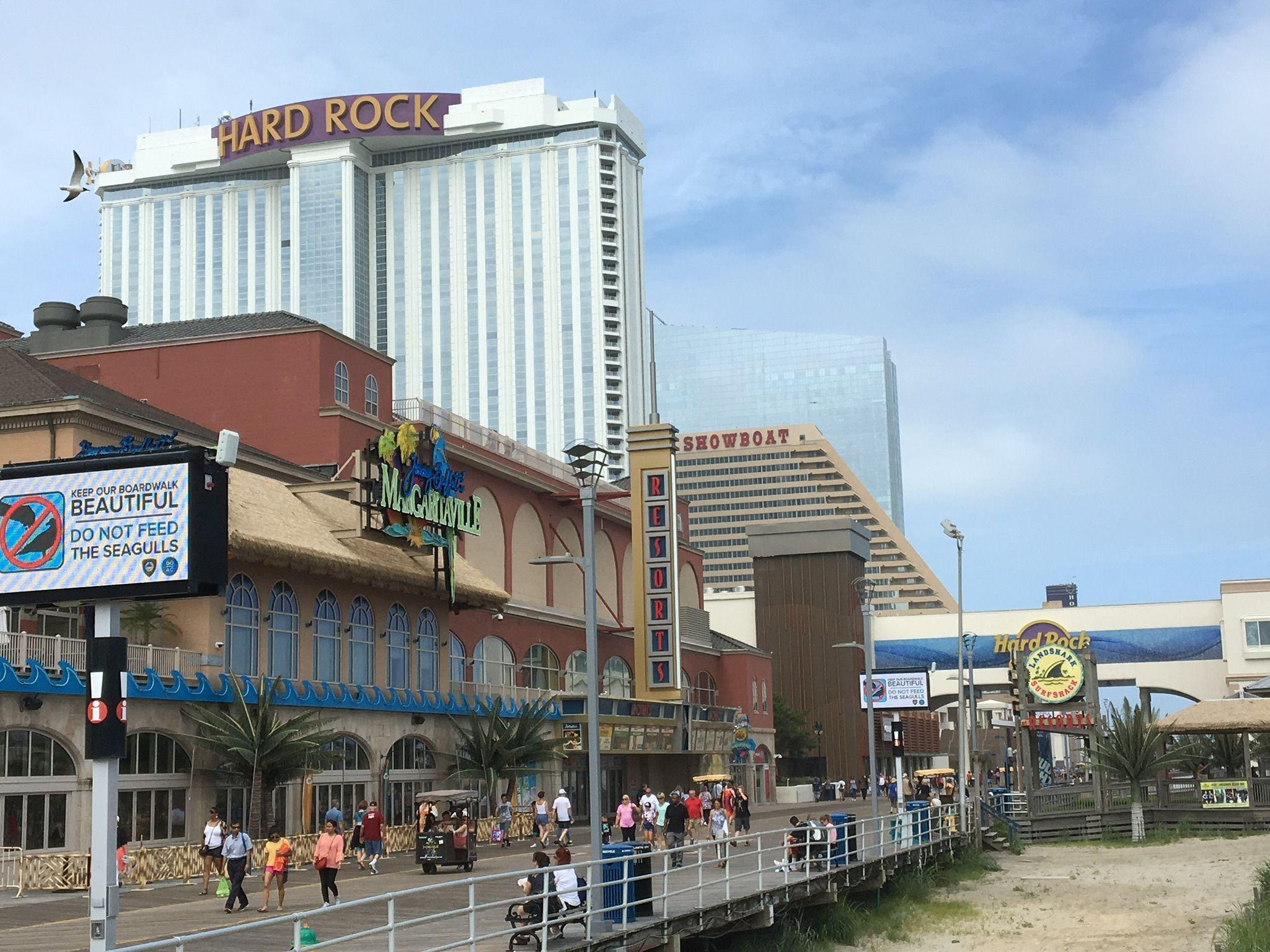 Hardrock Hotel And Casino Atlantic City New Jersey Atlantic City Hard Rock Hotel City