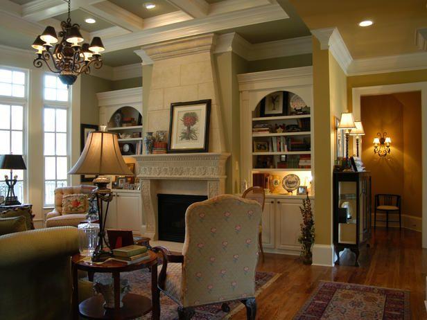 Traditional living rooms tina mellino designer portfolio hgtv home  garden television also rh pinterest