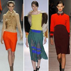 More color blocking! I'm loving it!