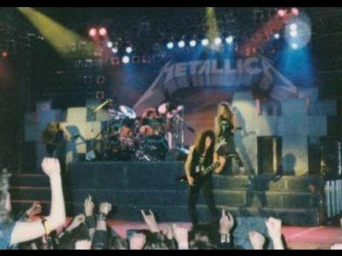 ae8195b8888448 Metallica - Master of Puppets Full Album 86-89 Live - YouTube | A ...