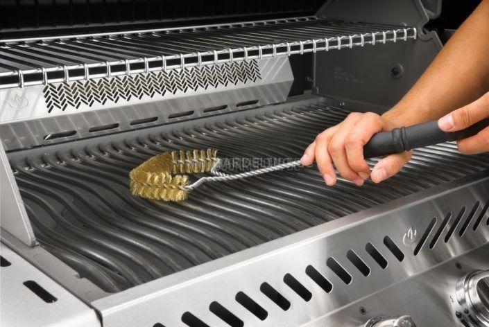 Outdoorküche Garten Edelstahl Reinigen : Frühjahresputz für den grill den grill richtig reinigen