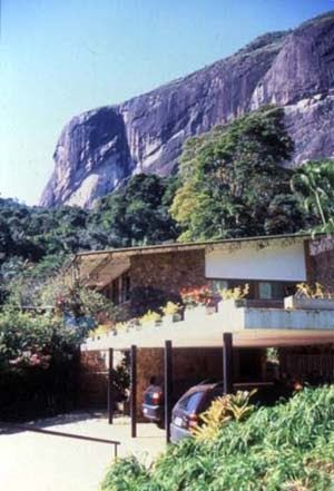 O Projeto Da Residencia De Lota De Macedo Soares Fazenda