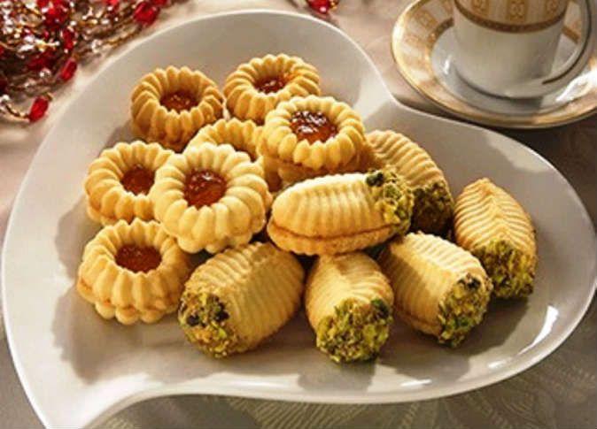 بيتي فور خفيف وسهل مطبخ سيدتي Recipe Food Food Receipes Egyptian Food
