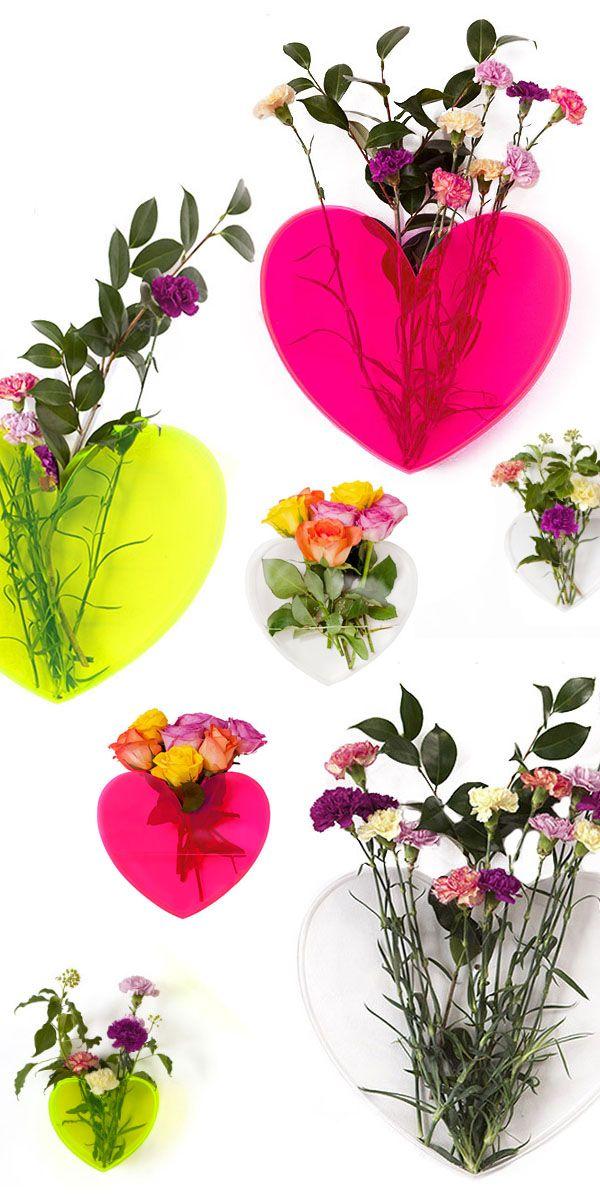 Lovestar Queen Of Hearts Vases Pinterest Wall Mounted Vase