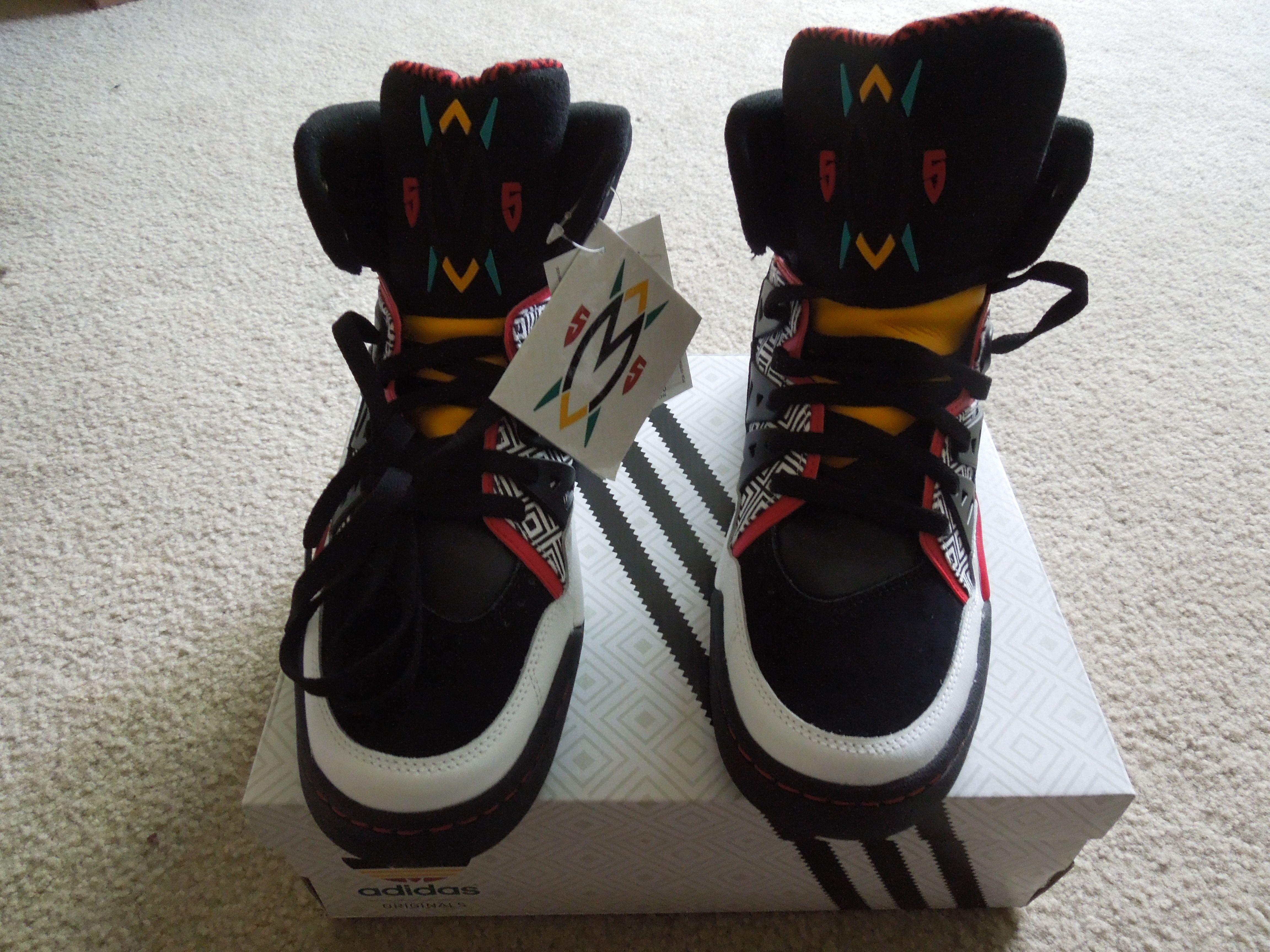 Adidas Mutombo   Sneakers, Sneakers