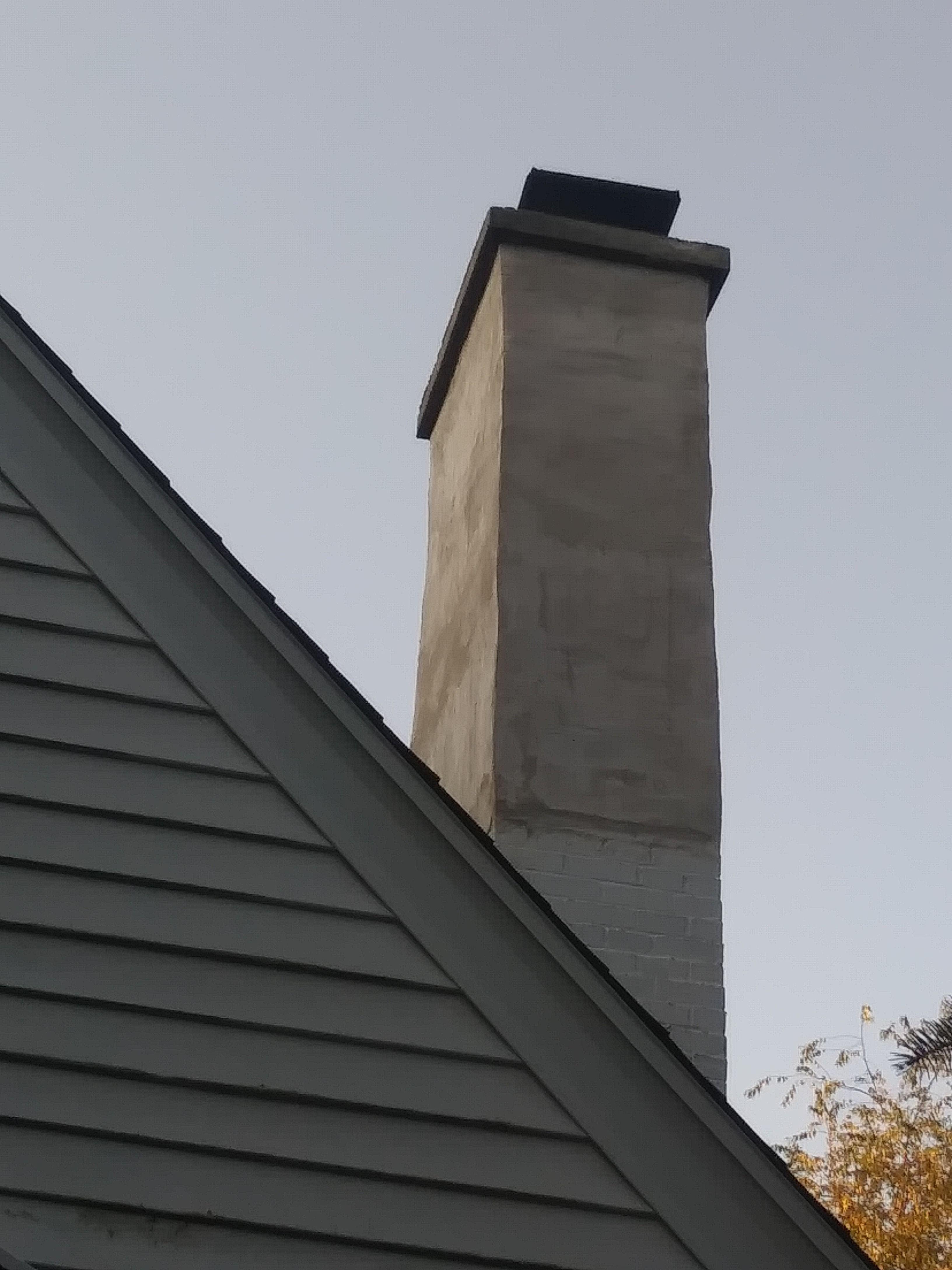 Chimney Brick Repair Brick Fire Pit Paver Patio