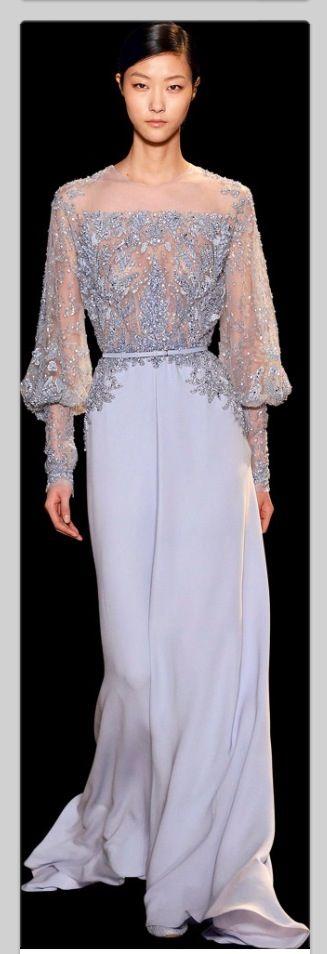ELIE SAAB HAUTE ❤❤❤ Couture Spring '13.