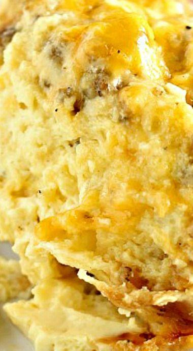 Sour Cream Breakfast Casserole Recipe Breakfast Brunch Recipes Best Breakfast Recipes Best Breakfast