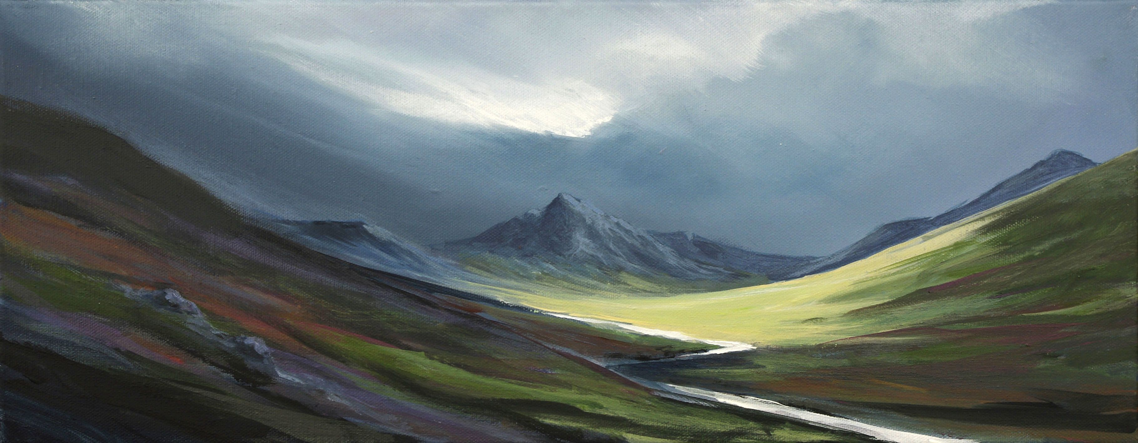 glen rosa scottish contemporary