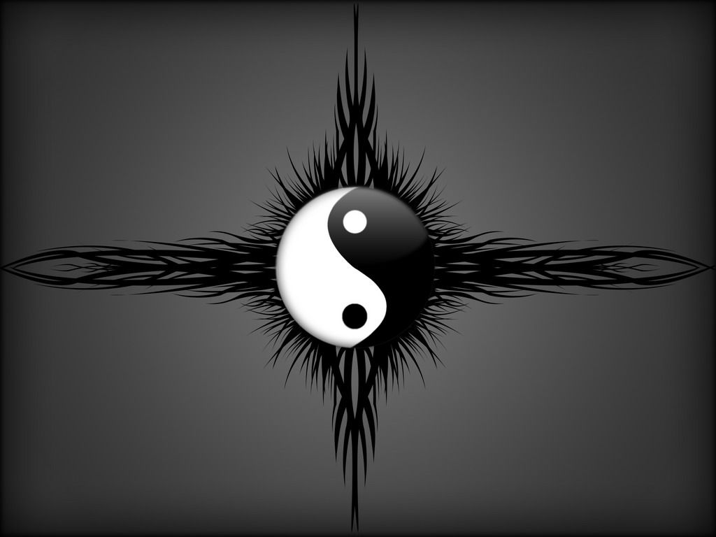 17 Best images about Yin yang on Pinterest   Wolves, Cats and Cute ...