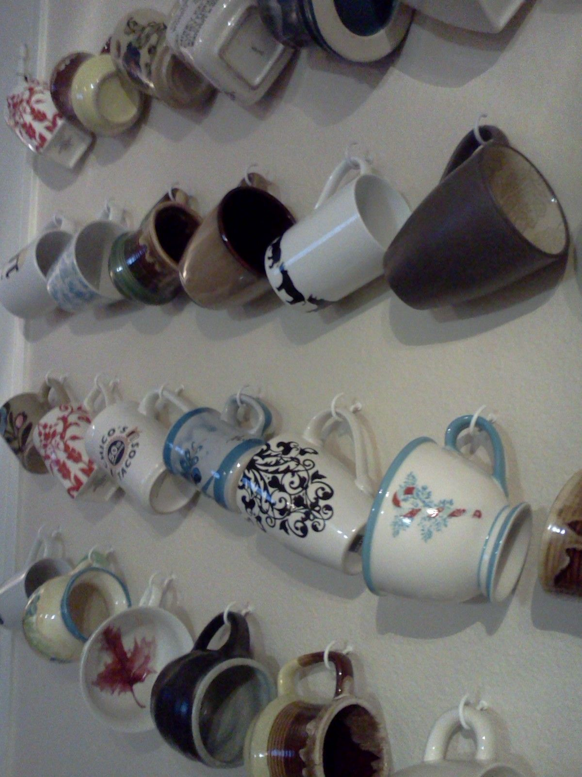 Mug Hooks Someday