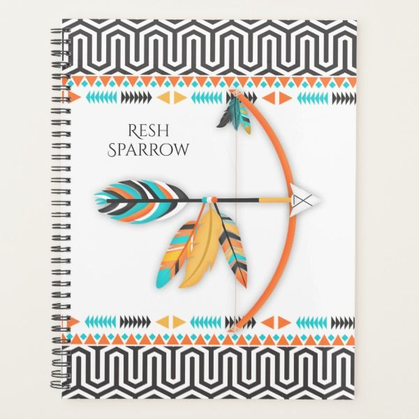 Bow & Arrow Planner Tribal II Custom Office Party #office #partyplanning
