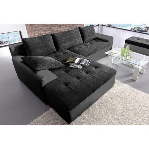canap d angle r versible et convertible rev tu microfibre 3suisses canap s d 39 angle canap. Black Bedroom Furniture Sets. Home Design Ideas