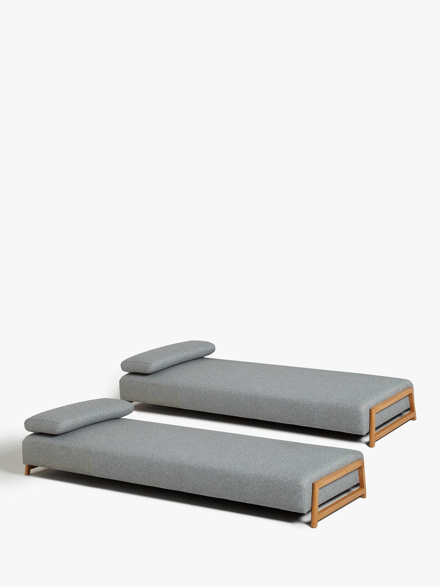 John Lewis & Partners Duplet Daybed Daybed, King size