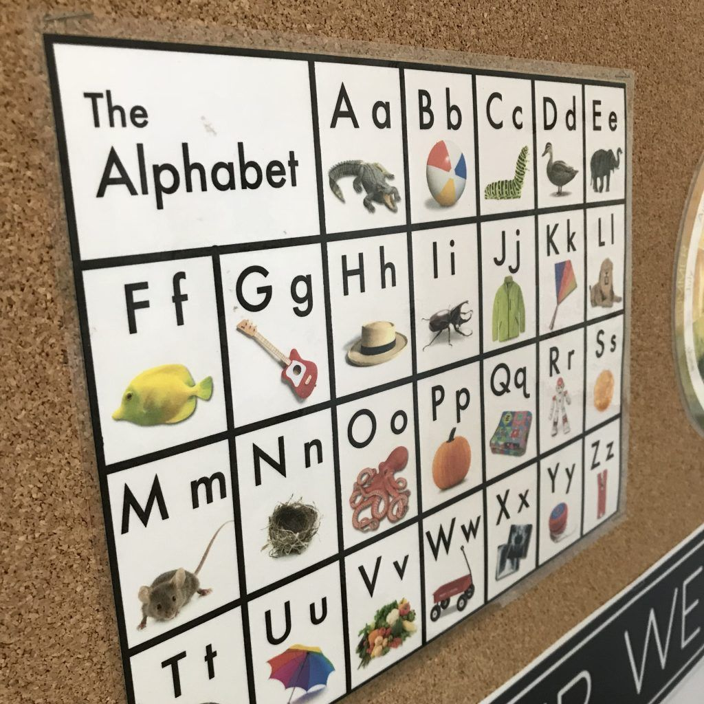 Calendar Display For Preschool