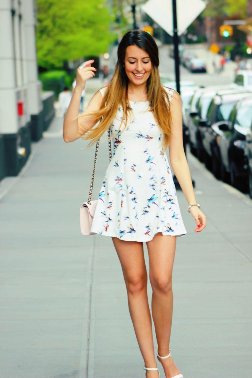 Stalk My Style: Hummingbird Mini   Summer dresses, Cute summer ...