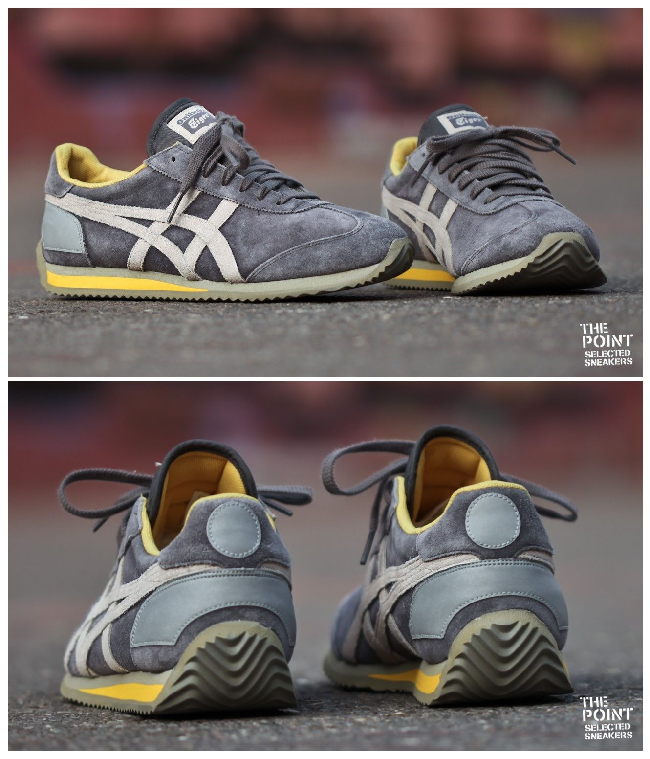 74ac2d13a0f95 Onitsuka Tiger California 78  Grey