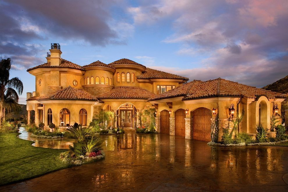 Buying a Short Sale House with Mediterranean Exterior and Arch Driveway Entrance Entry Front Door Garage Door Grass Lantern Lawn Outdoor Lighting Palm Tree Path Planter Porch Sconce Stacked Stone Tile Roof Turf Turret Walkway Wall Lighting   Finefurnished.com #walkwaystofrontdoor Buying a Short Sale House with Mediterranean Exterior and Arch Driveway Entrance Entry Front Door Garage Door Grass Lantern Lawn Outdoor Lighting Palm Tree Path Planter Porch Sconce Stacked Stone Tile Roof Turf Turret W #walkwaystofrontdoor