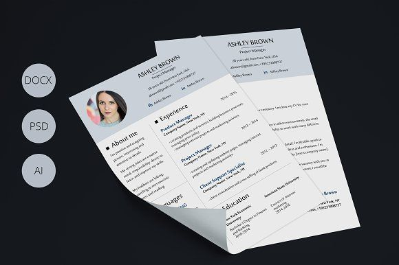Simple Resume, Cover Letter Template by Moving Parallels on - simple resume cover letter