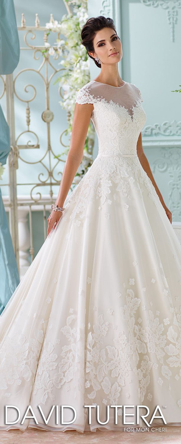 Beauteous wedding dresses lace ballgown princesses strapless