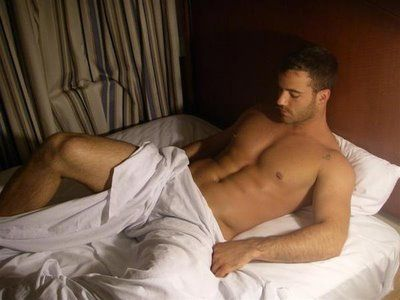 Men Nude On Bed Google Search
