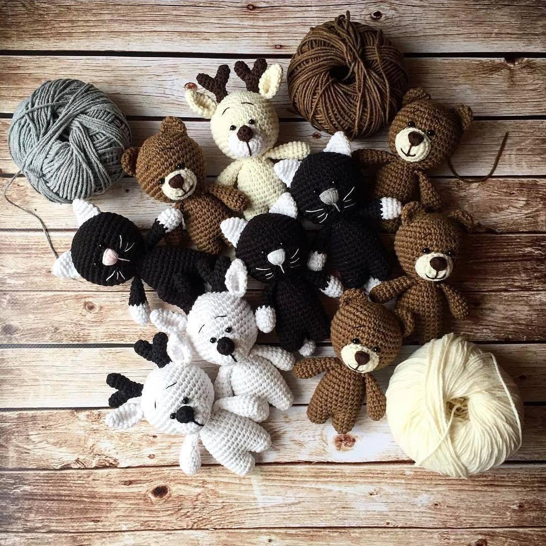 Photo of Amiguroom Toys – Häkeln u. Stricken – #Amiguroom #häkeln #Stricken #Toys