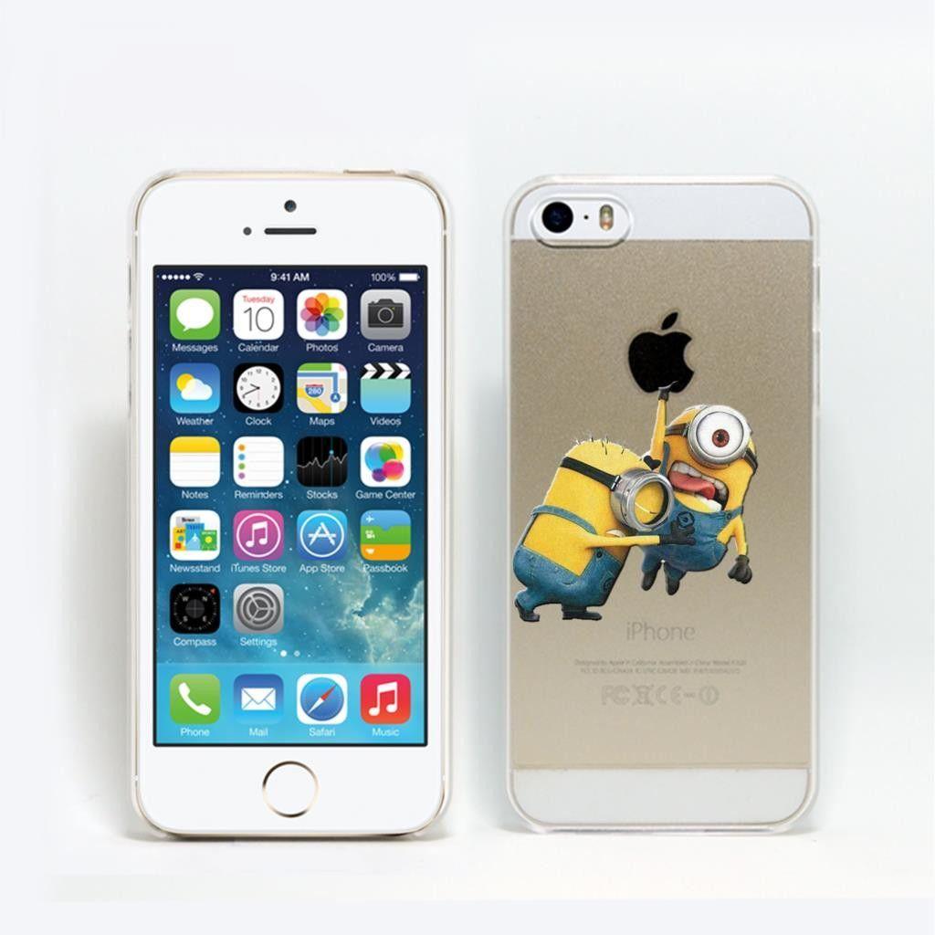 funda iphone 5c minions