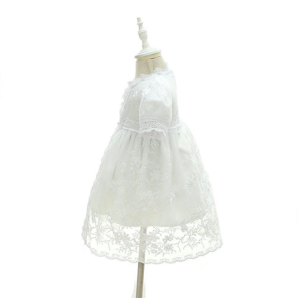 f57d1f932 Coozy Baby Girl Christening Baptism Gowns Toddler Princess Wedding ...