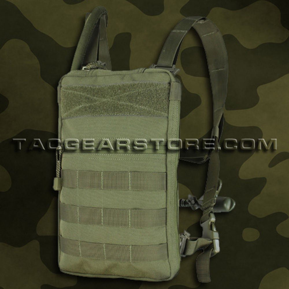 Condor Tidepool Hydration Carrier - 111030 - Tactical Bags & Packs