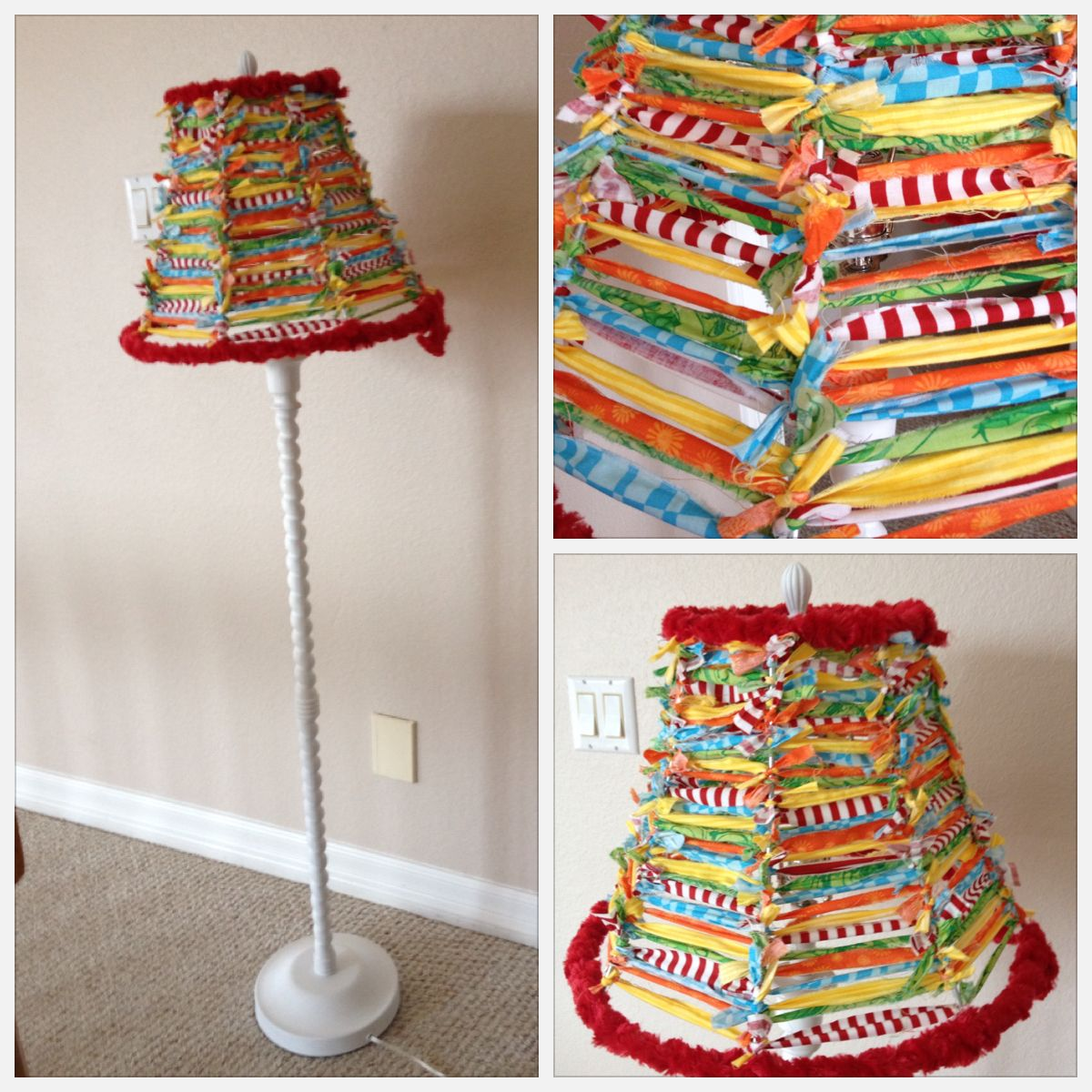 Superior Connoru0027s Dr. Seuss Lamp...inspired By Pinterest Of Course!