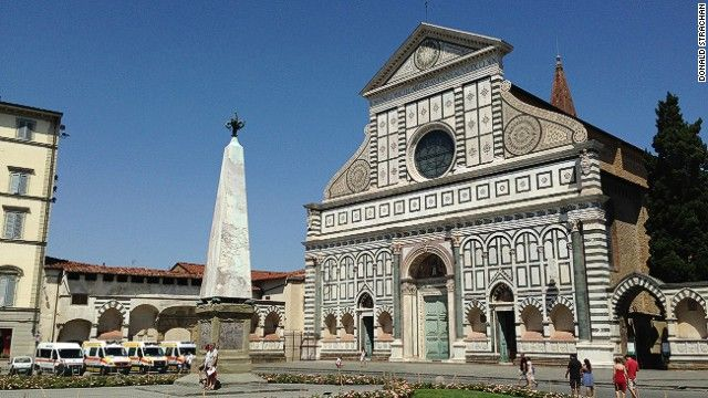 Digital Duomo: Touring Florence by smartphone. An interesting article on combining technology with history...