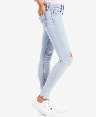 3ca6d7f25dad0 Levi s 535 Super Skinny Jeans - Blue 26S
