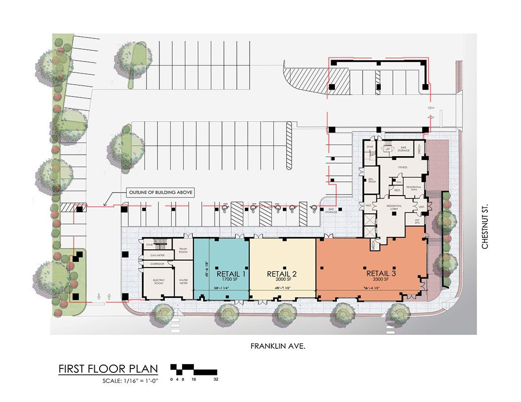 Retail Site Plan Google Search Site Plan How To Plan Site Plans