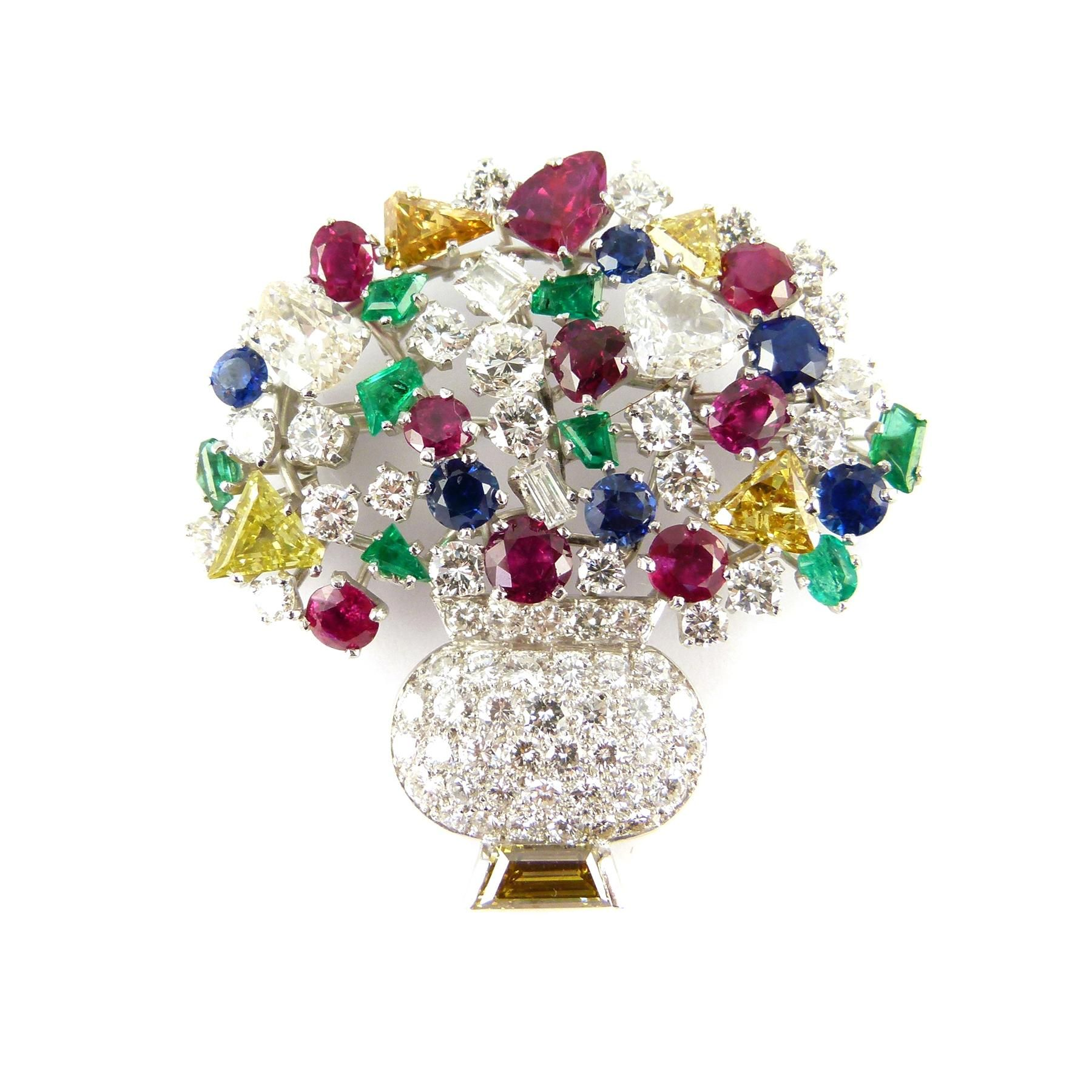 stack emerald flower sapphire rings image gem multi diamond ruby ring