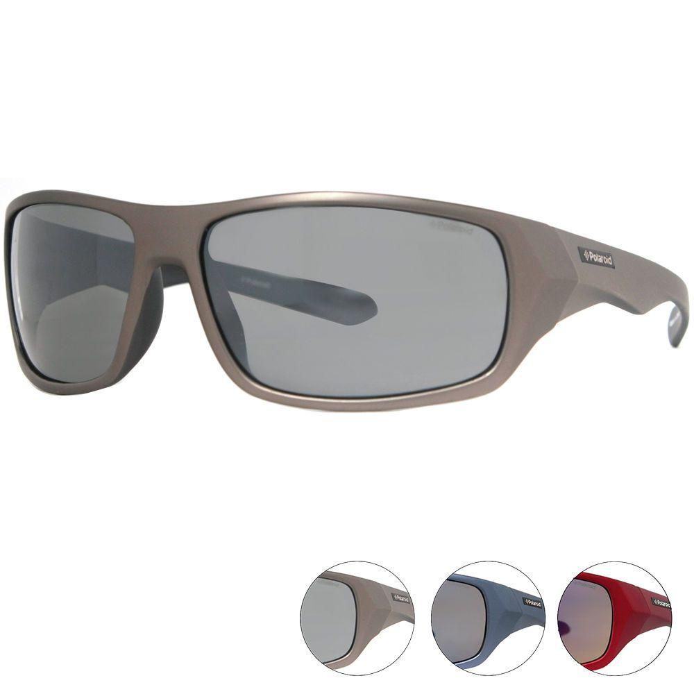 55a3cadc4bf Polaroid 7417 S Polarized Sport Shield Sunglasses