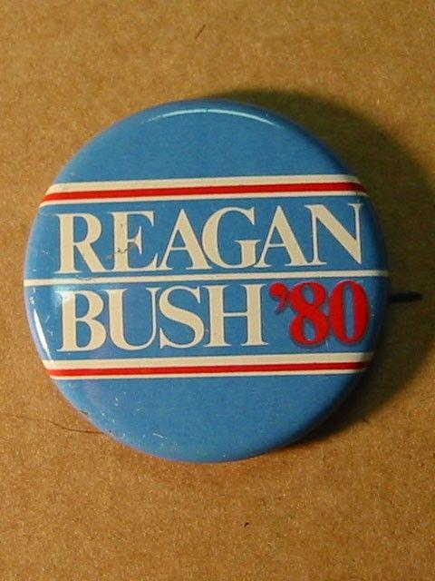 reagan bush 1980