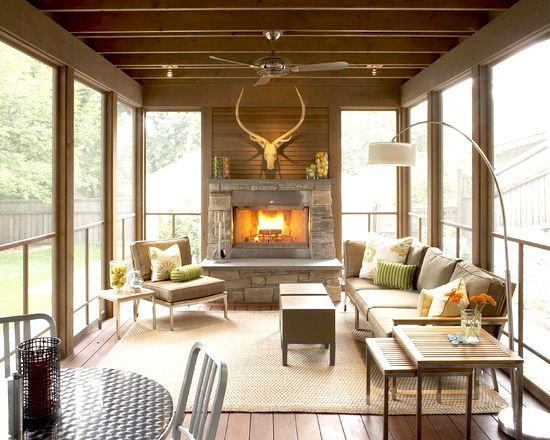 Porch Outdoor living rooms, Porch designs and Outdoor living