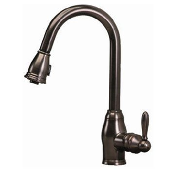 pull out kitchen faucet