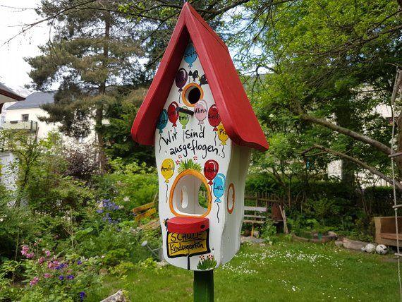 Vogelhaus | Kindergarten Abschiedsgeschenk ...