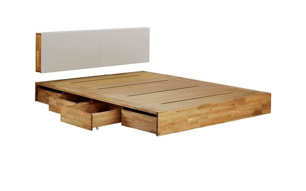 Storage Bed Bed Storage Pallet Bed Frames Bed