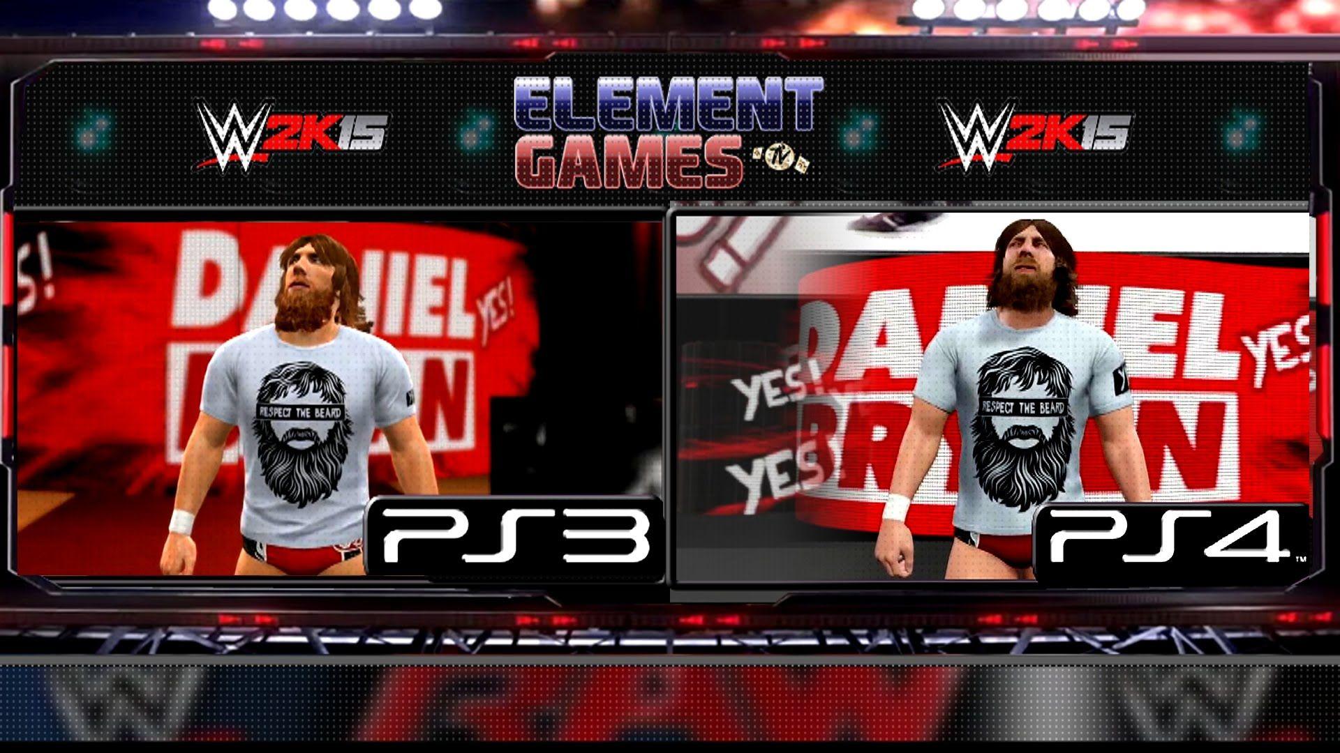 WWE 2K15 Daniel Bryan Entrance