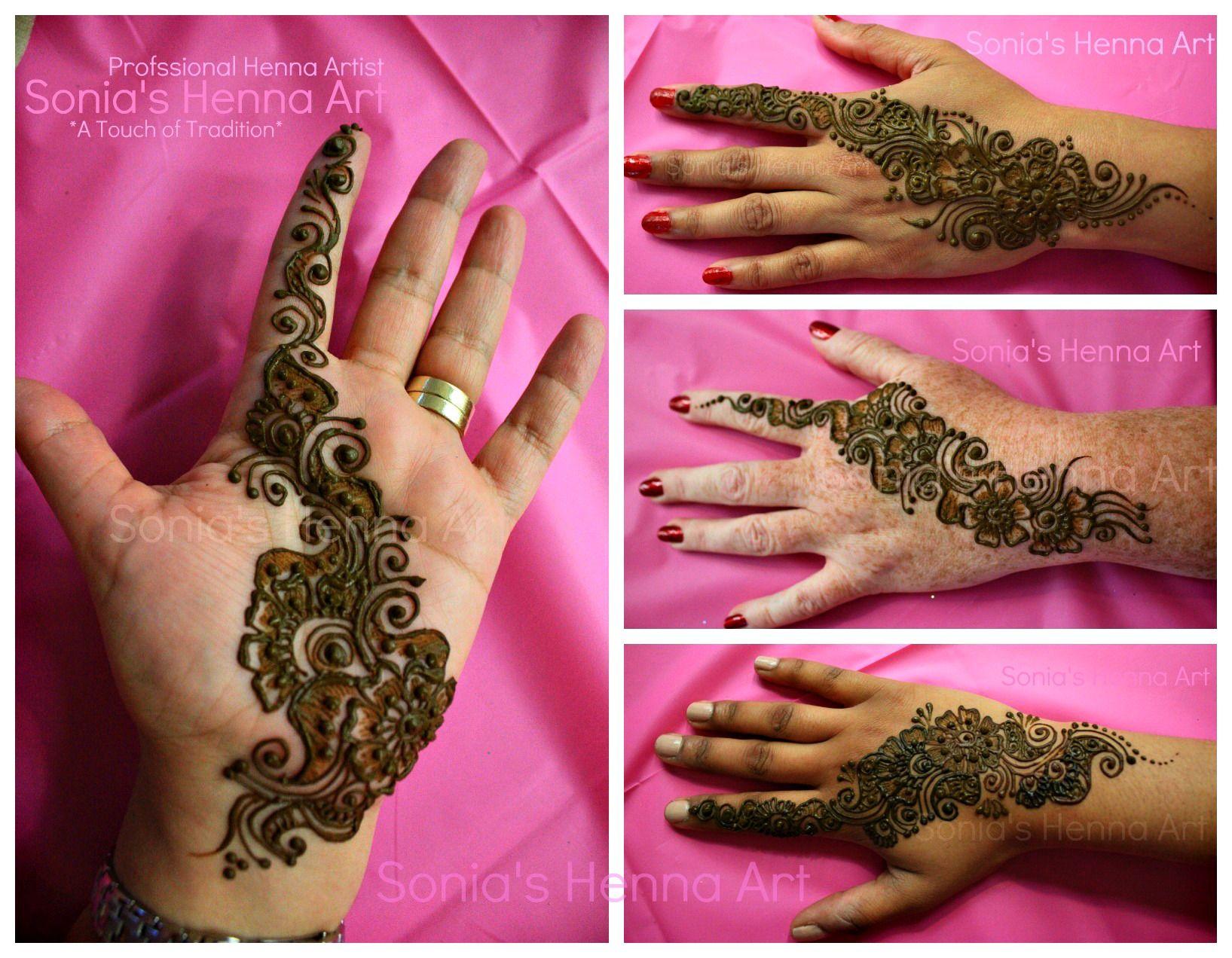 Bridal Mehndi Gta : Bridal party mehndi twitter sonia sumr facebook