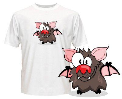 Bat T Shirts - Wuggle.co.uk