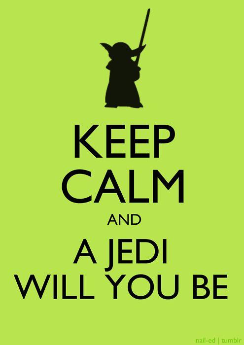 listen you must...