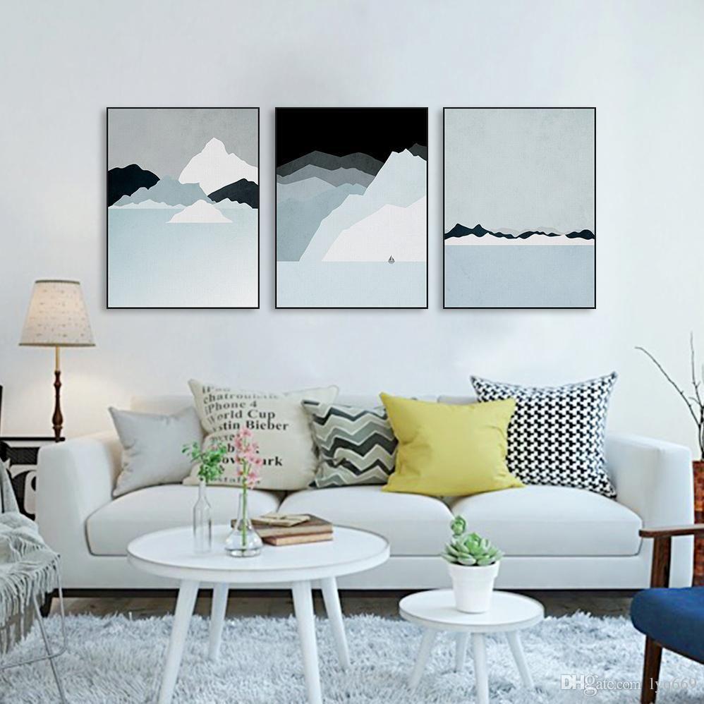 20 Moderne wandbilder wohnzimmer
