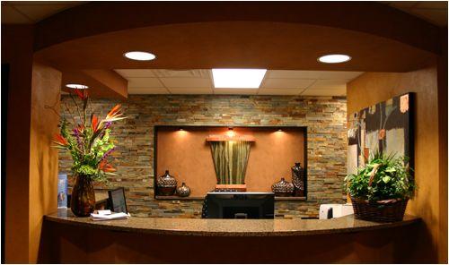 atlanta dental spa has taken dental office interior design and