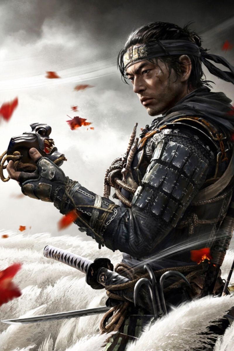 The Way of the Samurai 🗡🎮 in 2020 Ghost of tsushima