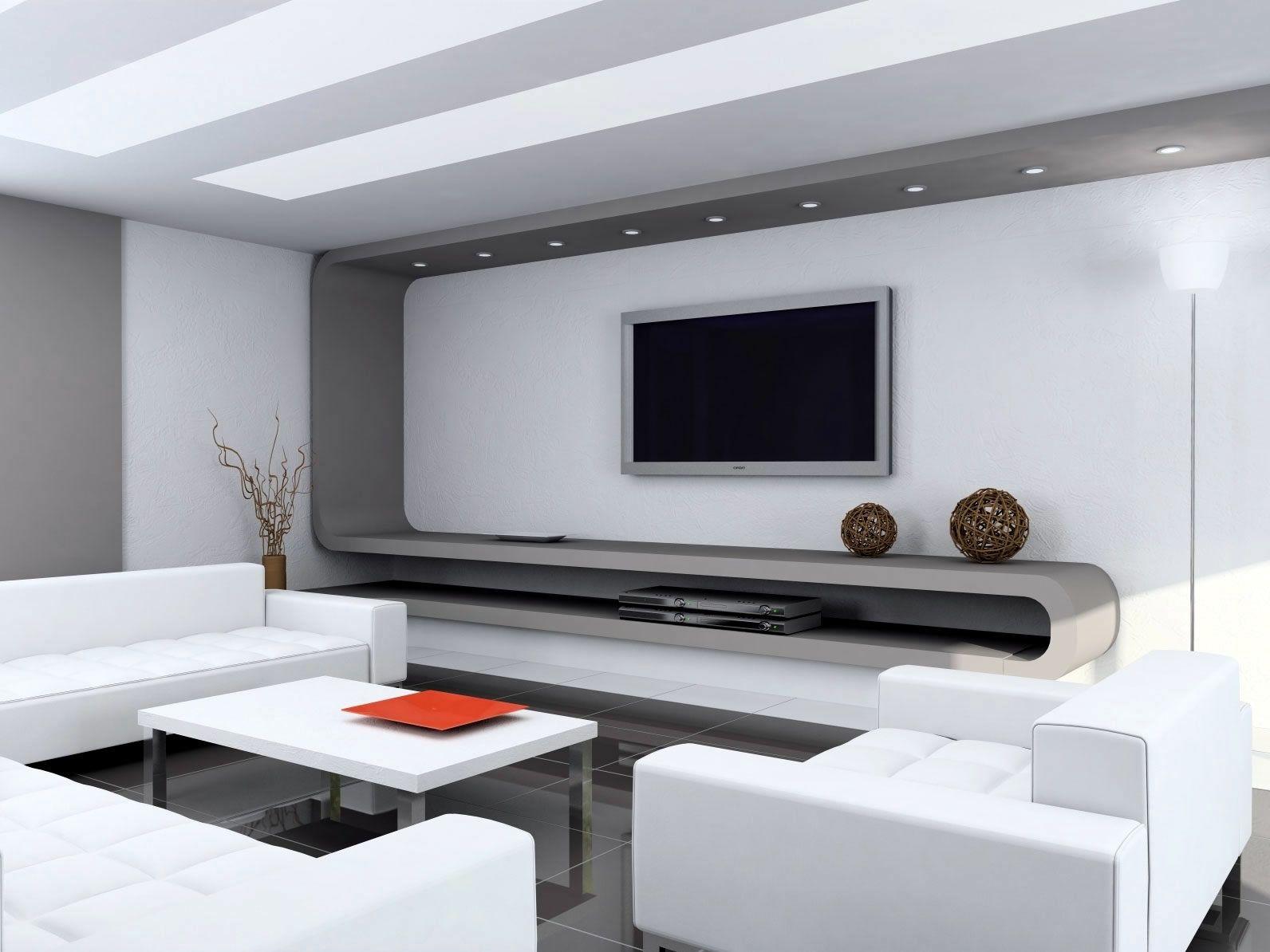 Designer Living Room Furniture 4 Jpg 1 592 1 194 Pixels Home  # Table De Television Moderne